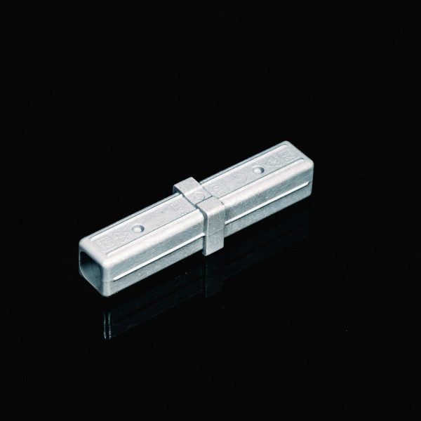 Connect-it Straight Connector 25mm Grey
