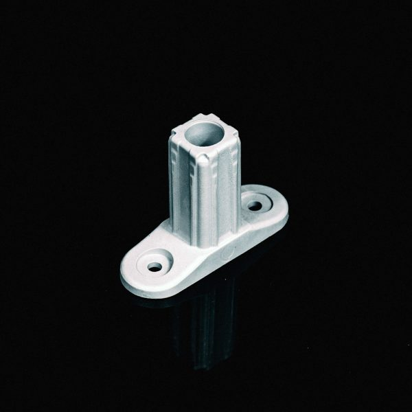 Brace Connector 25mm Grey