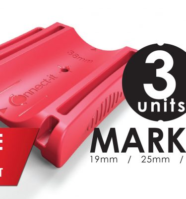 Connect-it mark-it-3-in-1