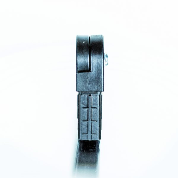 Square Adjustable Connector 2-Way 25mm
