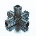 Connect-it 5 Way Connector 38mm