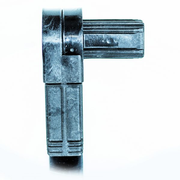 Connect-it Square Adjustable Connector 3-Way 38mm
