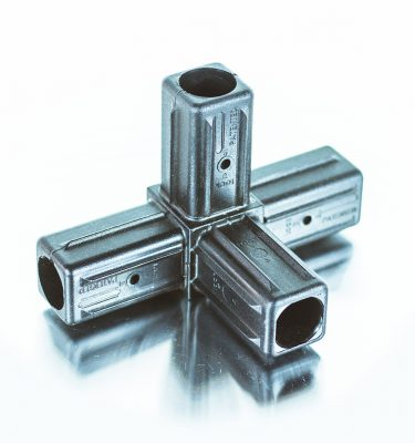 Connect-it 4 Way Connector 38mm
